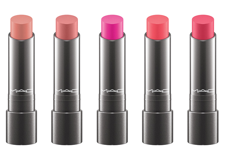 MAC Huggable Lipcolour Spring 2014 Collection recommend