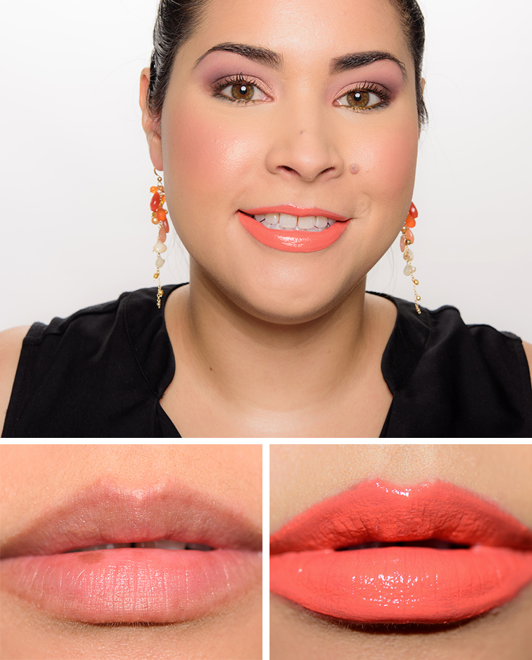 Anastasia Neon Orange Lip Gloss