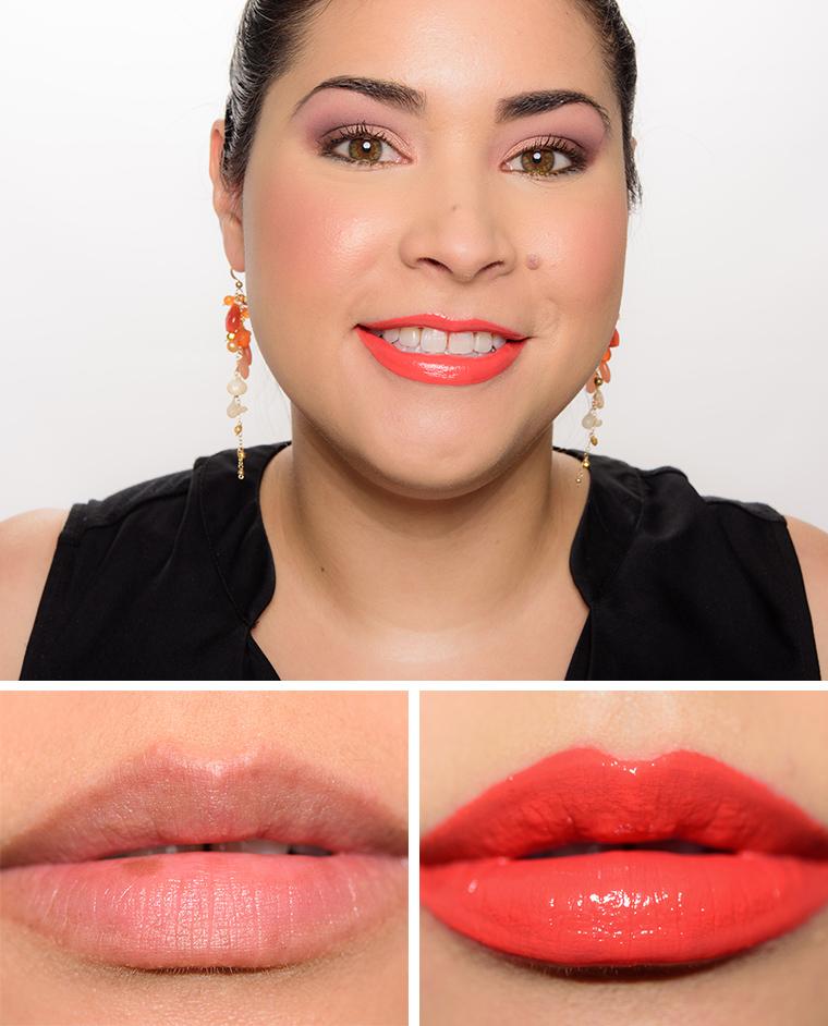 Anastasia Papaya Lip Gloss