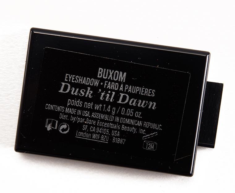 BUXOM Dusk 'Til Dawn Eyeshadow