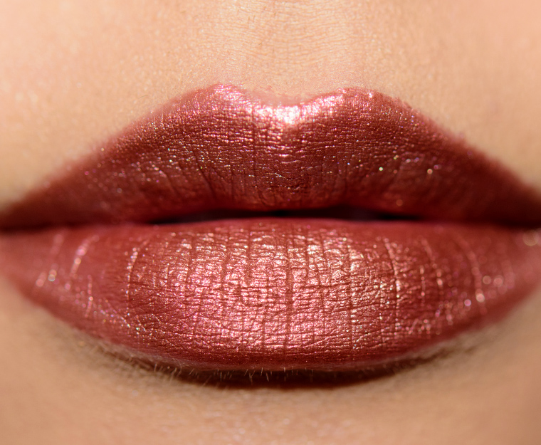 ColourPop Maneater Ultra Metallic Liquid Lipstick