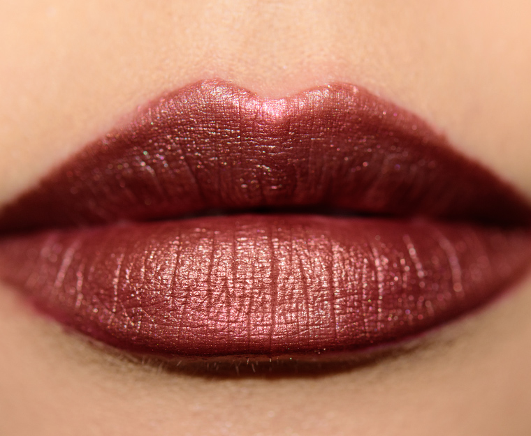 ColourPop Zebra Ultra Metallic Liquid Lipstick