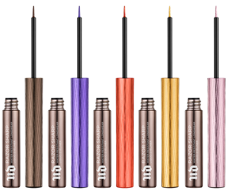 Urban Decay Fall 2016 Launches