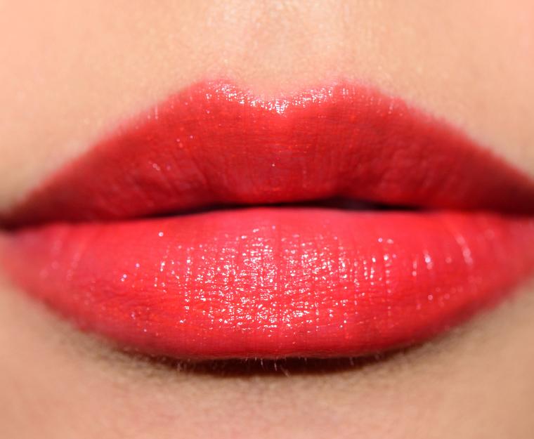 Guerlain Poppy Cap (020) La Petite Robe Noire Lip Colour