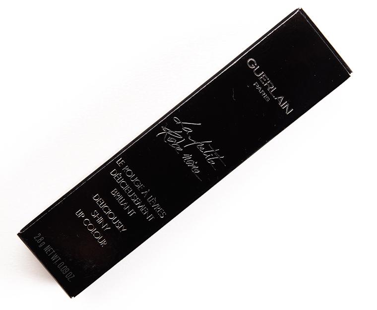 Guerlain La Petite Robe Noire Lip Colour