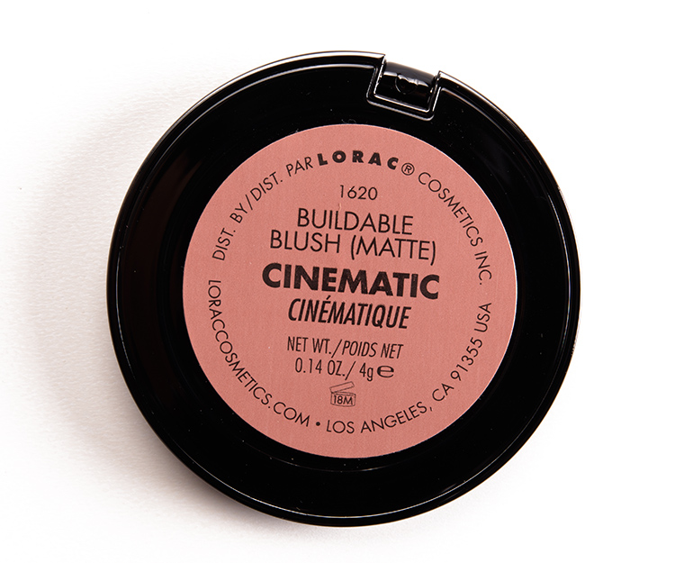 LORAC Cinematic Color Source Buildable Blush