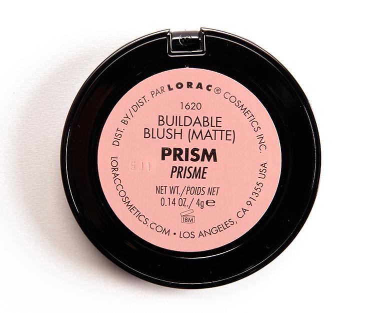 LORAC Prism Color Source Buildable Blush