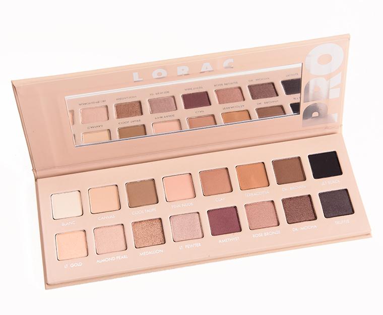 LORAC PRO Palette 3 - Eyeshadow Palette | LORAC® Cosmetics