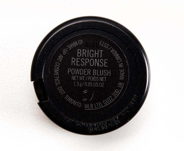 MAC Bright Response Blush