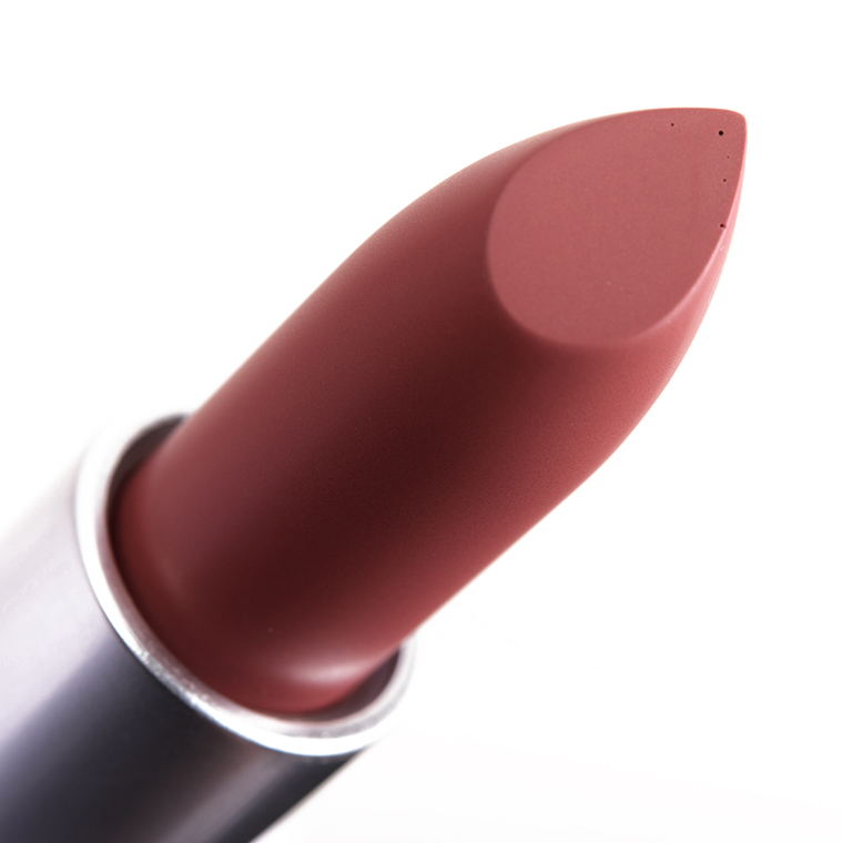 MAC Crème In Your Coffee Lipstick