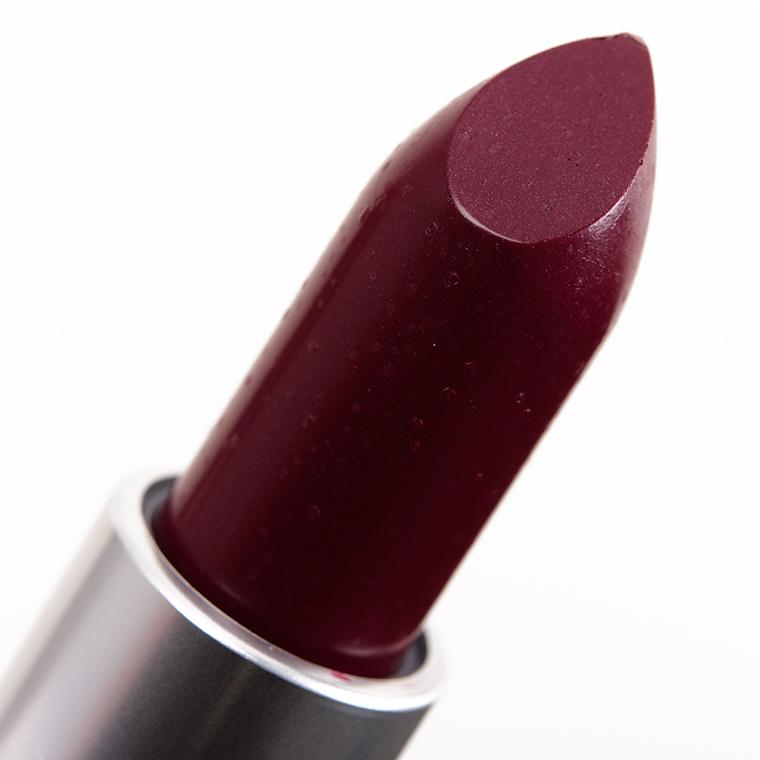 Sunday Funday: 16 x MAC Permanent Lipstick Swatches