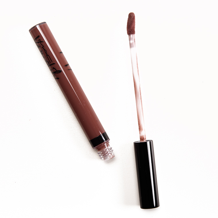 MAC Fab Tested Vamplify Lipgloss