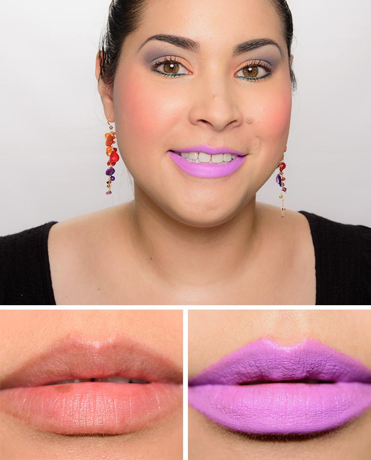 MAC Lavender Jade Lipstick