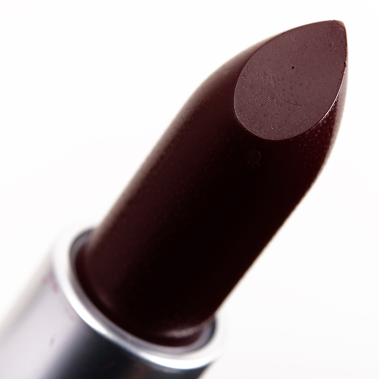 Exceptionnel MAC Media Lipstick Review & Swatches UM57