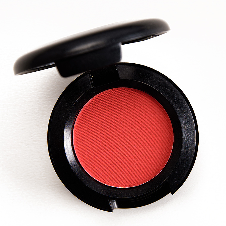 MAC News Flash! Blush