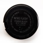 MAC News Flash! Powder Blush (Small)