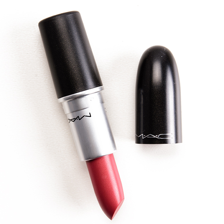 Sunday Funday: 22 x MAC Permanent Lipsticks Photos & Swatches