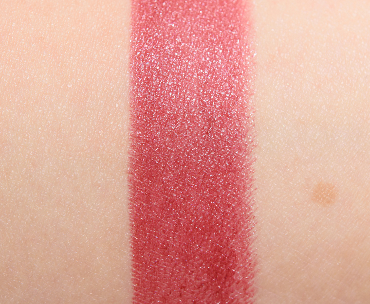 Conosciuto MAC Party Line Lipstick Review & Swatches GS38