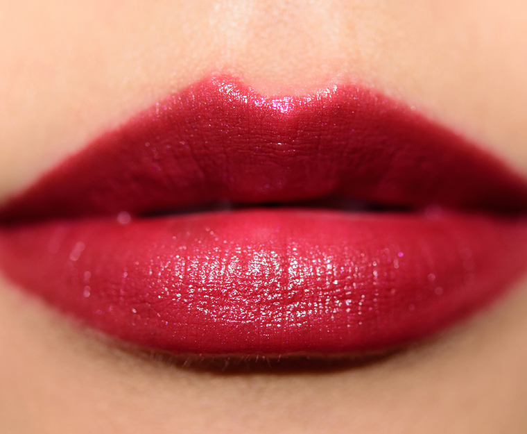 Sunday Funday: 22 x MAC Permanent Lipsticks Photos & Swatches
