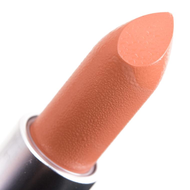 MAC Peachstock Lipstick Review & Swatches