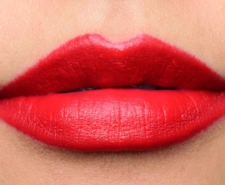 MAC Red Rock Lipstick