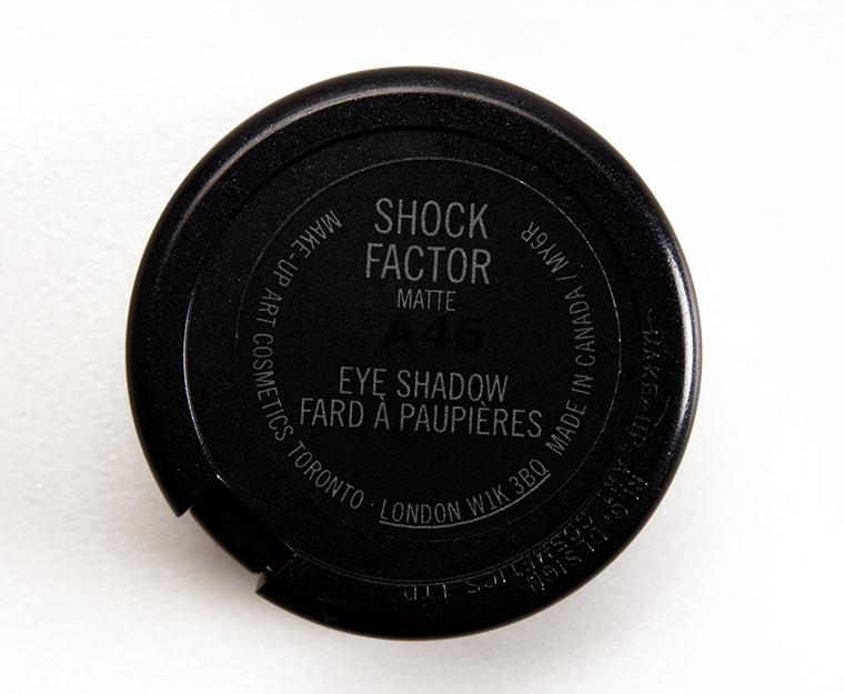 MAC Shock Factor Eyeshadow