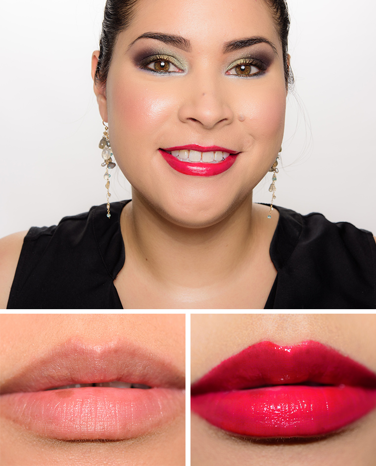 MAC Smart Aleck Vamplify Lipgloss