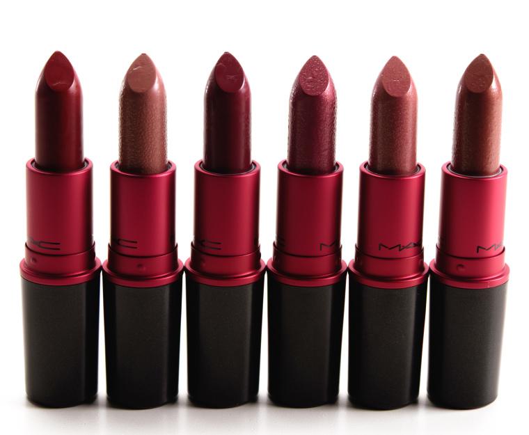 MAC Viva Glam Lipsticks