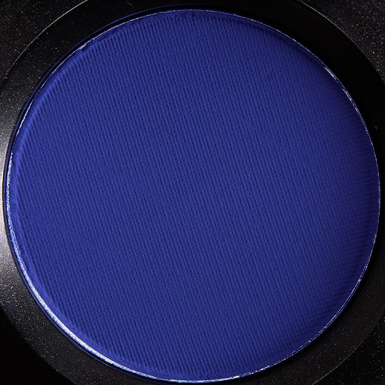MAC Zinc Blue Eyeshadow