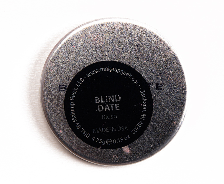 Makeup Geek Blind Date Blush