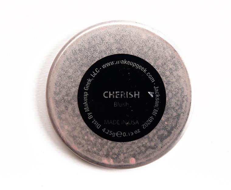 Makeup Geek Cherish Blush
