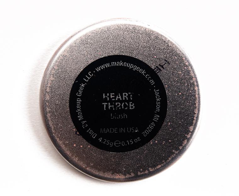 Makeup Geek Heart Throb Blush
