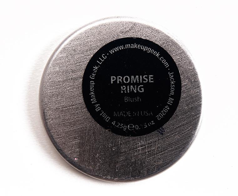 Makeup Geek Promise Ring Blush