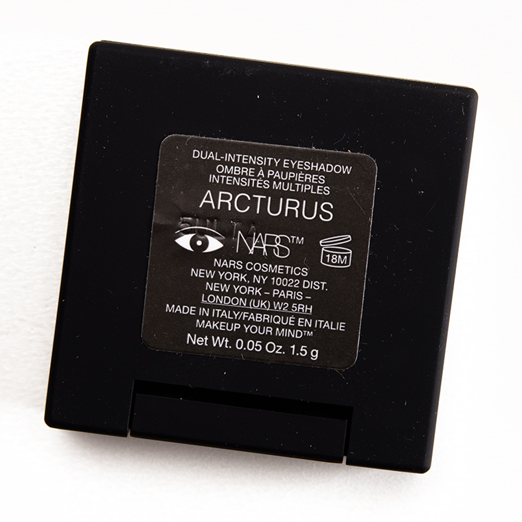 NARS Arcturus Dual-Intensity Eyeshadow