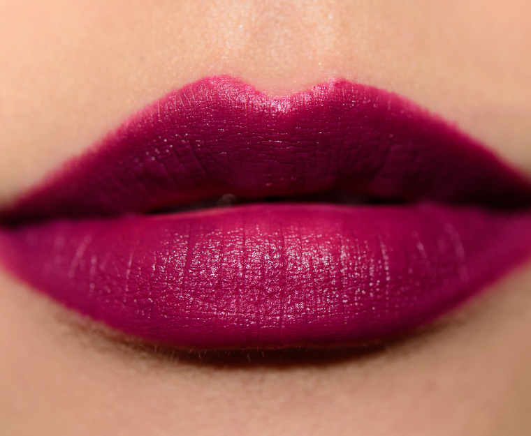 Smashbox Femme Fatale Be Legendary Matte Lipstick