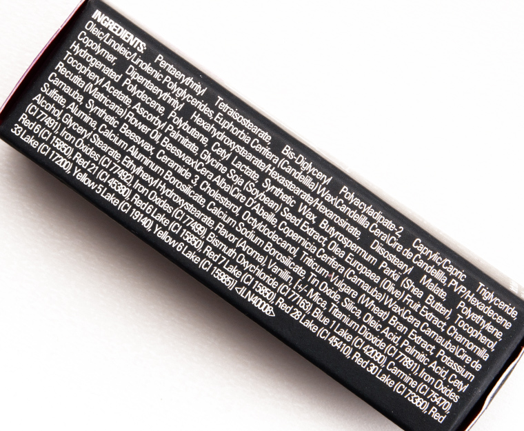 Smashbox Tabloid Be Legendary Lipstick