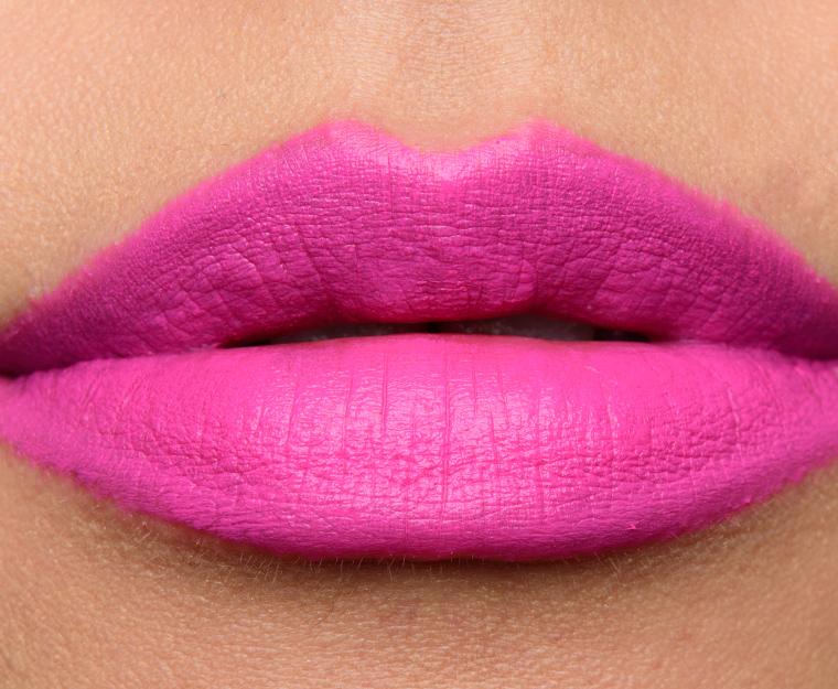 Smashbox Talk to Me Be Legendary Matte Lipstick