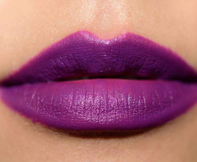 Smashbox Violet Riot Be Legendary Matte Lipstick
