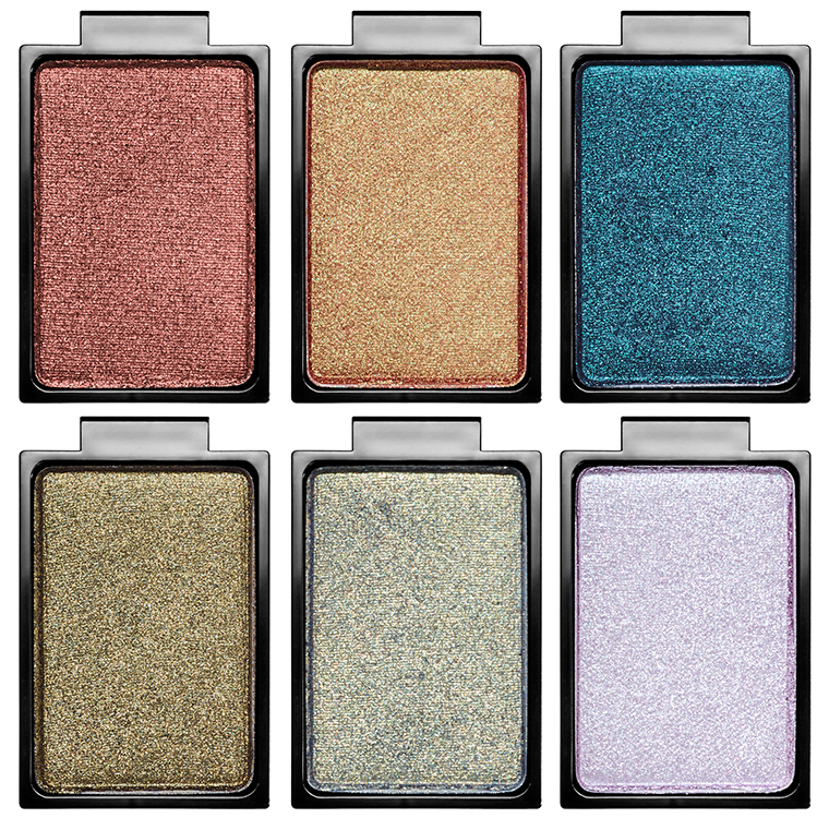 Buxom Eyeshadow Bar Singles for Summer 2016