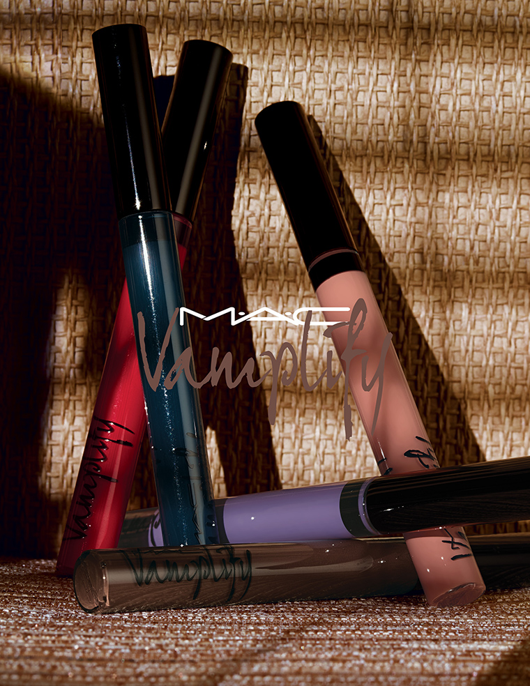 MAC Vamplify Collection for July 2016