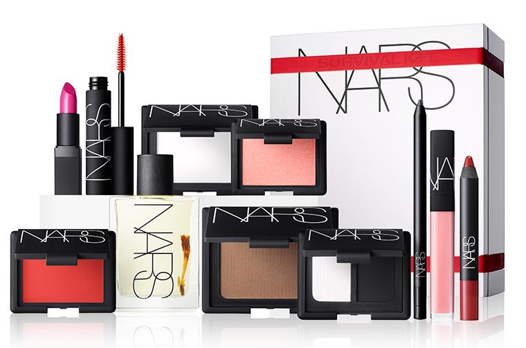 NARS Dual-Intensity Cheek Palette & Survival Kits for Summer 2016
