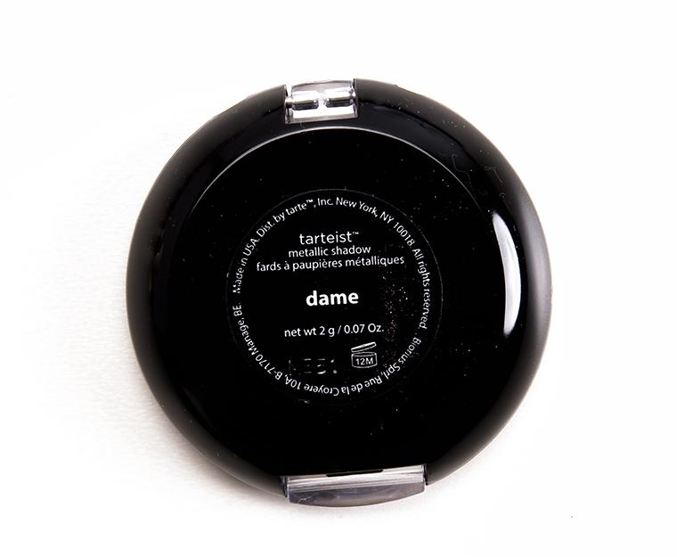 Tarte Dame Metallics Shadow