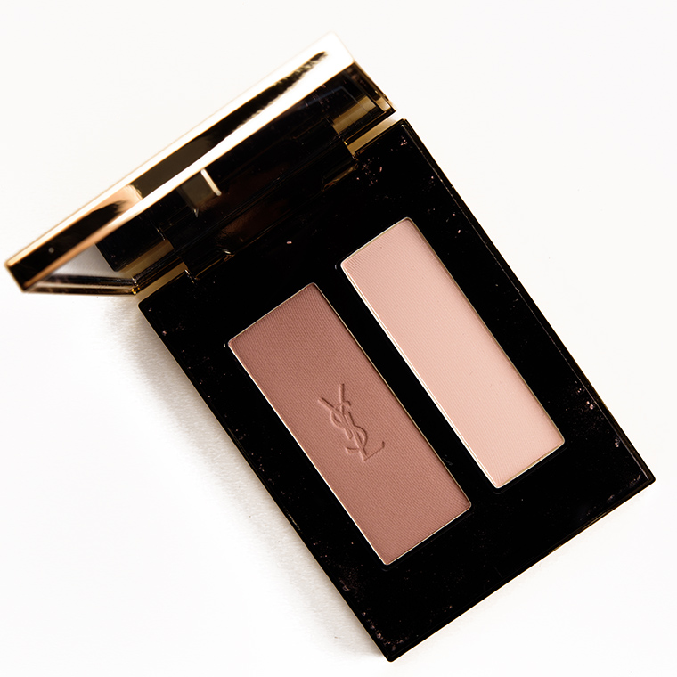 YSL Rosy Contouring (2) Couture Contouring Palette