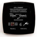 Chanel Candeur et Experience (268) Les 4 Ombres Multi-Effect Quadra Eyeshadow