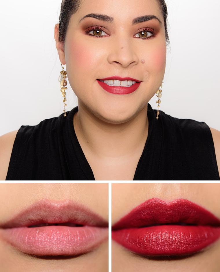 Chanel Rouge Vie (58) Rouge Allure Velvet Lipstick