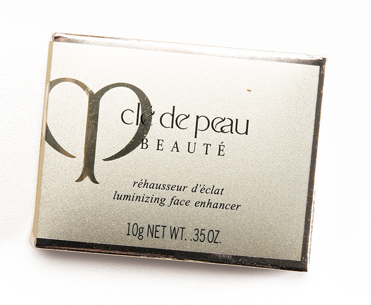 Cle de Peau Almond (16) Face Luminizer