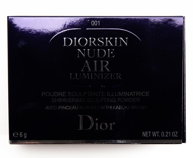 Dior #001 Diorskin Nude Air Luminizer