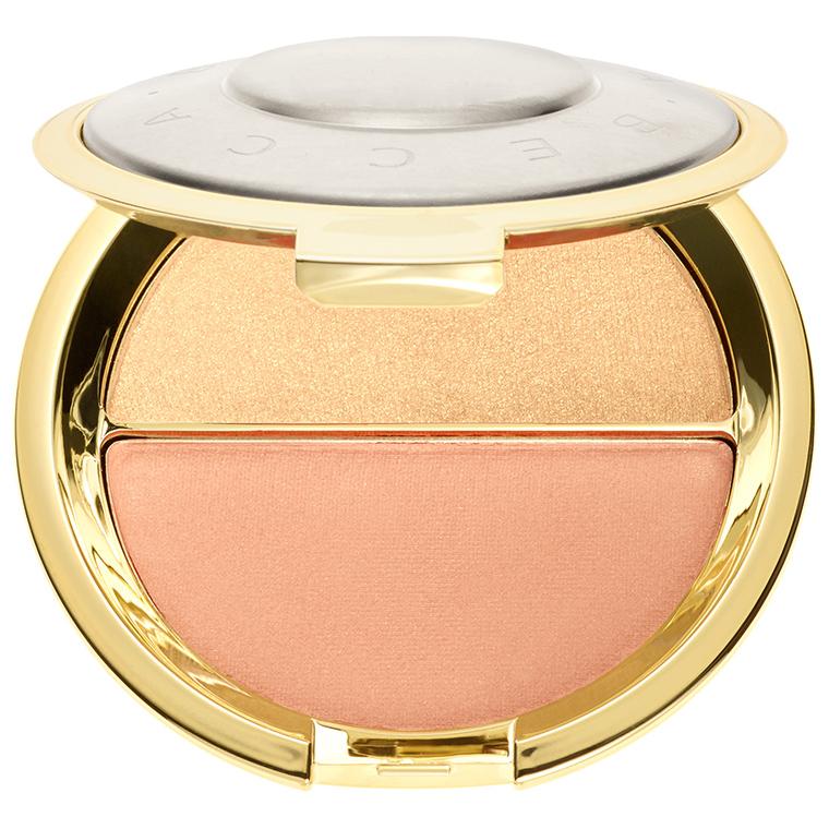 Becca Champagne Splits + Shimmering Skin Perfector Slimlights for July 2016