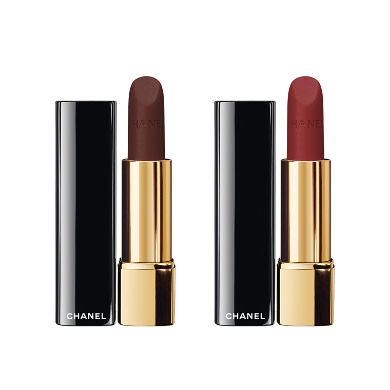 Chanel Le Rouge Collection No. 1 for Fall 2016