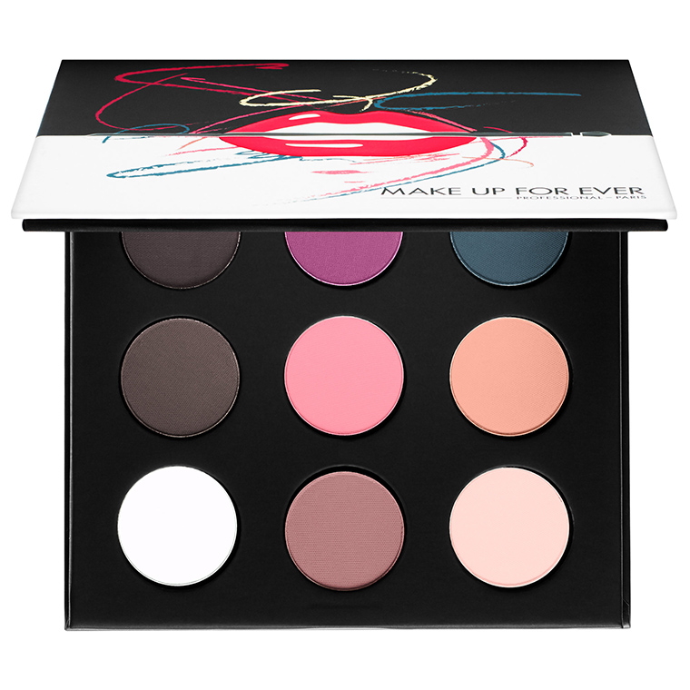 Make Up For Ever Shadows (Vol. 4) Artist Palette